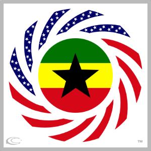 Ghanaian American