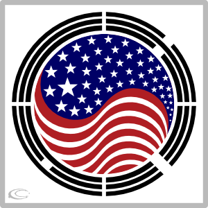 korean-american flag design