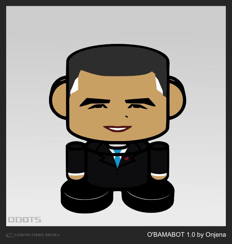 carbonfibreme_goldmane_canvass44_rjacksonart_obots_obamabots_robots_toys_politicobots_cute_chibi_kawaii4framed3.png