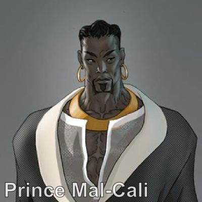 Prince Mal-Cali