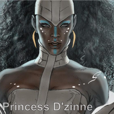 Princess D'zinne