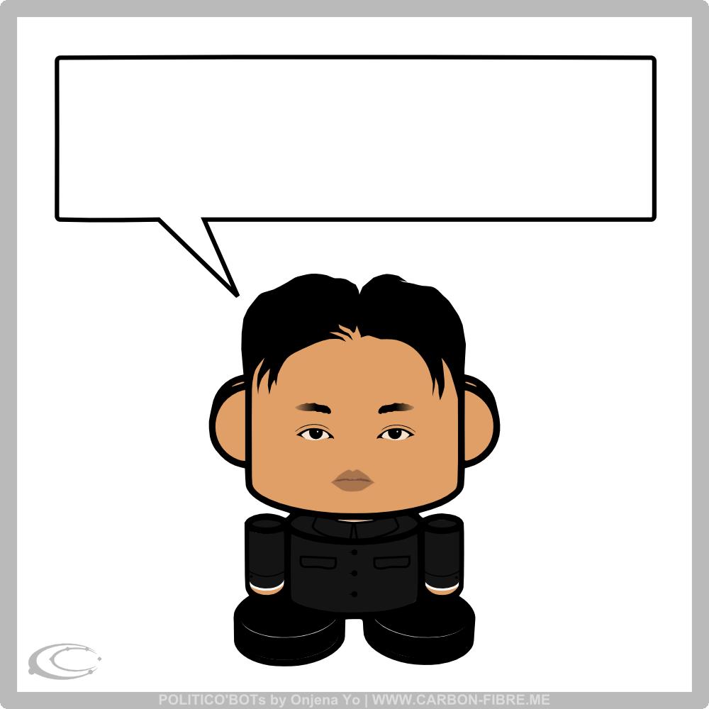 carbonfibreme_obots_politicobots_onjenayo_caption_this_kim_jong_un_single_word_bubble.png