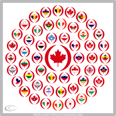 WE ARE CANADA MULTINATIONAL PATRIOT COLLECTIVE