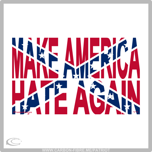 WHEN HATE IS PART OF YOUR MOTTO...
