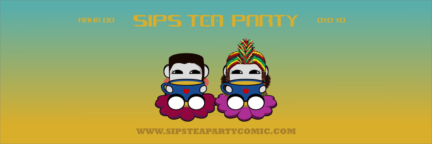 SIPS TEA PARTY BY VS THE BAD GUYS & ONJENA YO