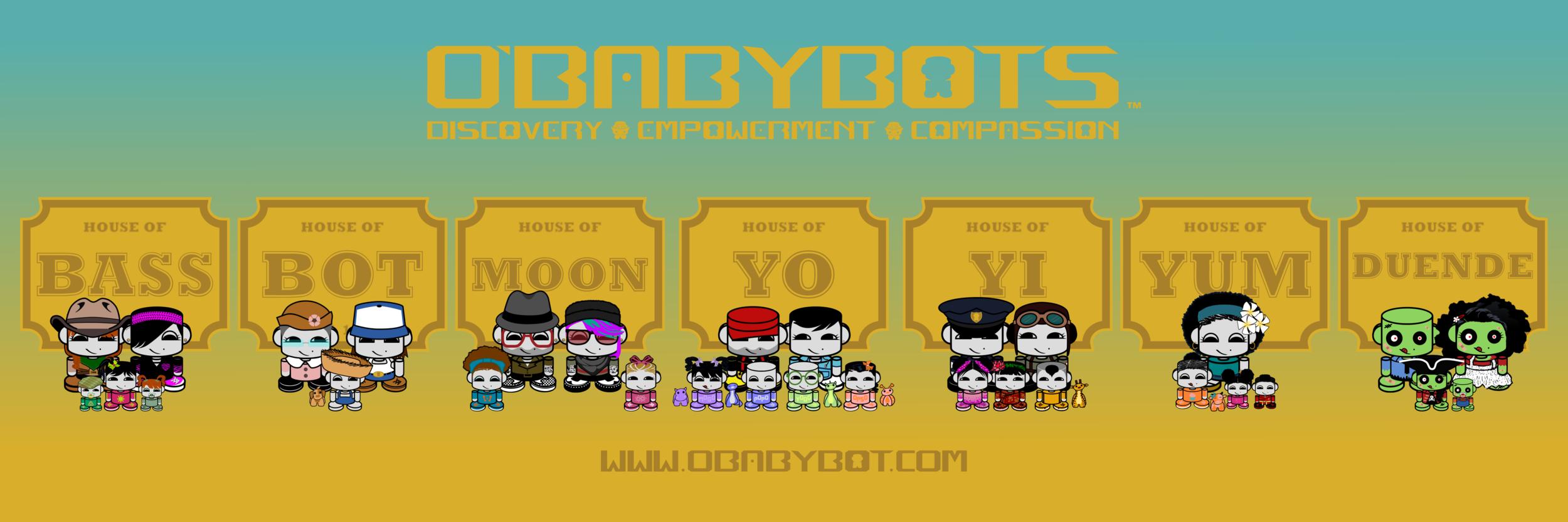 o'babybots BY ONJENA YO