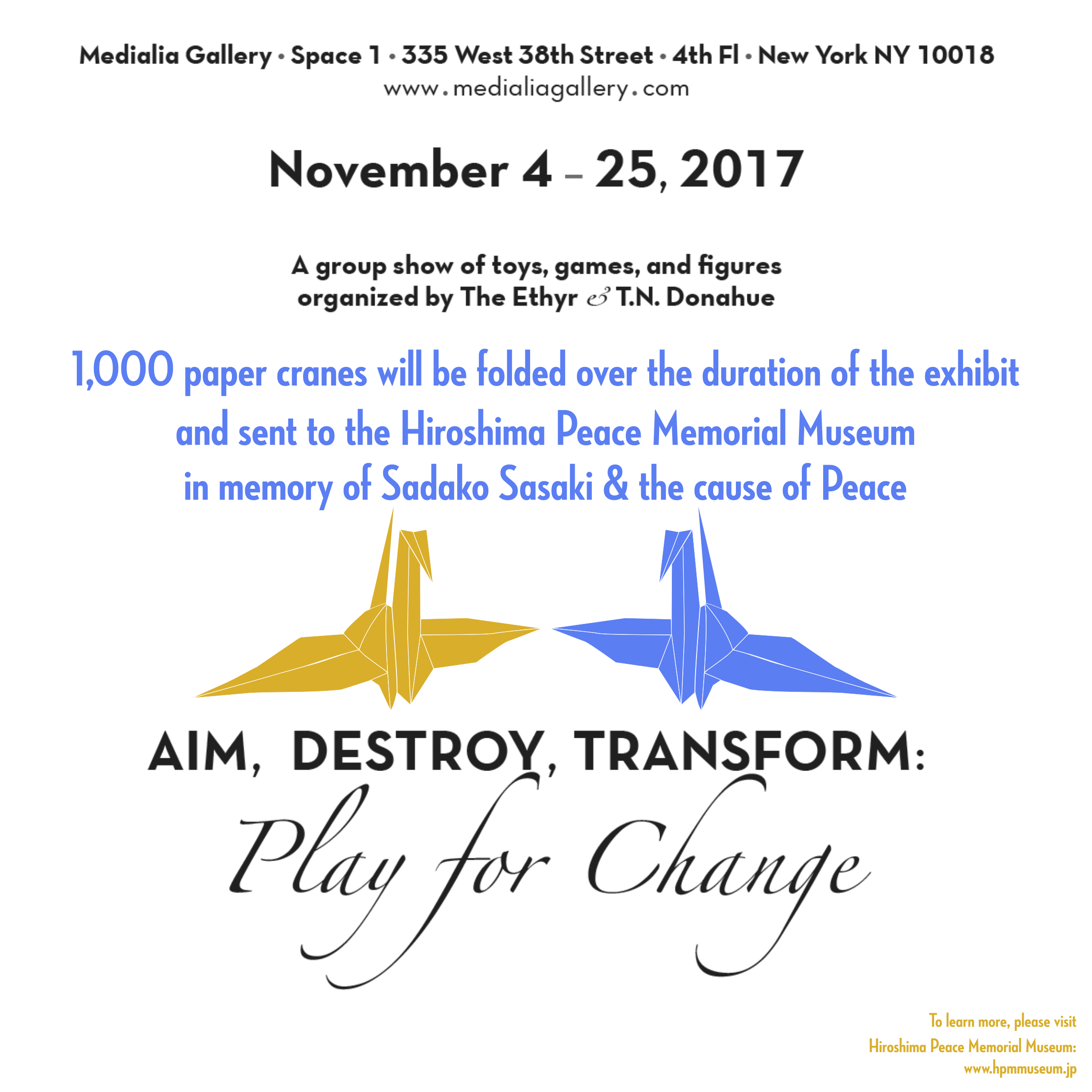 MedialiaGallery_The_Ethyr_AimDestroyTransform_Toy_Show_announcement_PaperCranes_Sadako_Sasaki_November_2017.jpg.png
