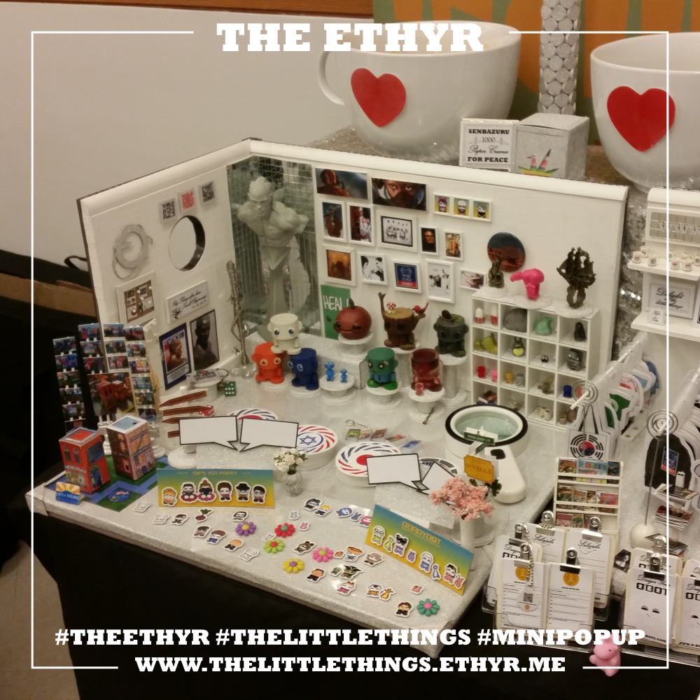 """The Little Things"" Mini Pop Up at WinCon2018"