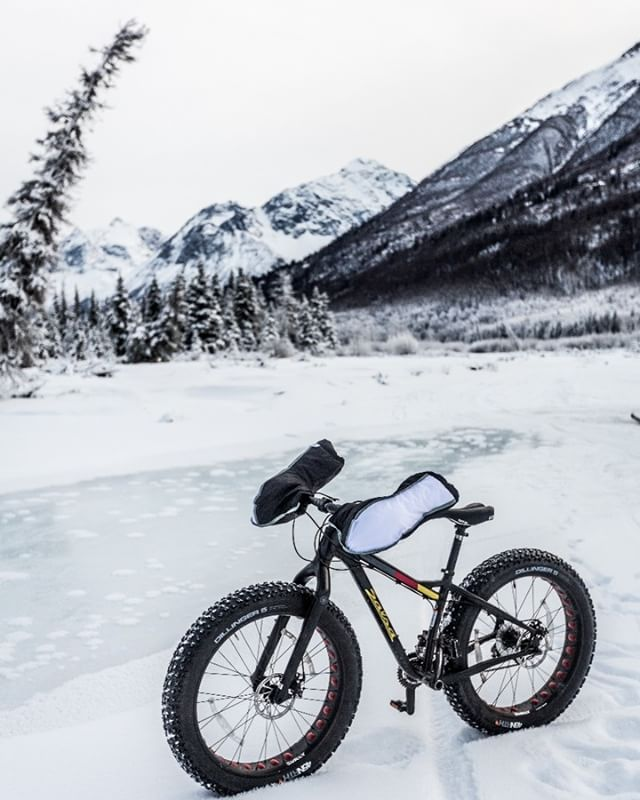 Riding in a winter wonderland February 2018