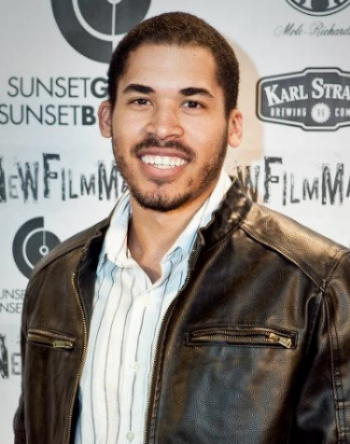 Aaron Robinson at Sunset Gower Studios