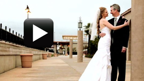 Cherish + John   First Christian North Hollywood + The Castaway   Preview from a 2 Camera Highlight
