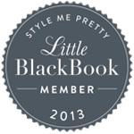 Charles Lauren Films, member of the most prestigious vendor handbook, Style Me Pretty's Little Black Book