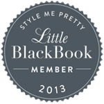 Selected out of hundreds of vendors by our strong industry connections, peer reviews, client reviews and quality of work, we are honored to be part of SMP's Little Black Book, the most prestigious wedding vendor site there is!