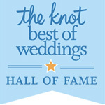 CLF is one of only FIVE vendors of any category in Los Angeles to win The Knot's Best of Weddings Award - the first year, first time!