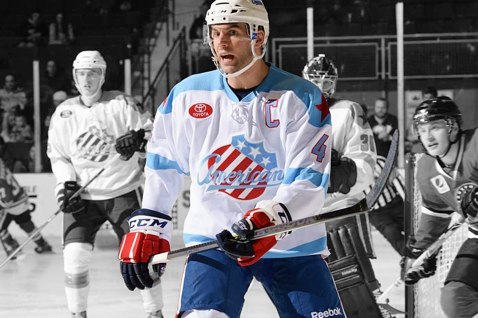 All photos from  Rochester Americans  via Facebook by Micheline Veluvolu