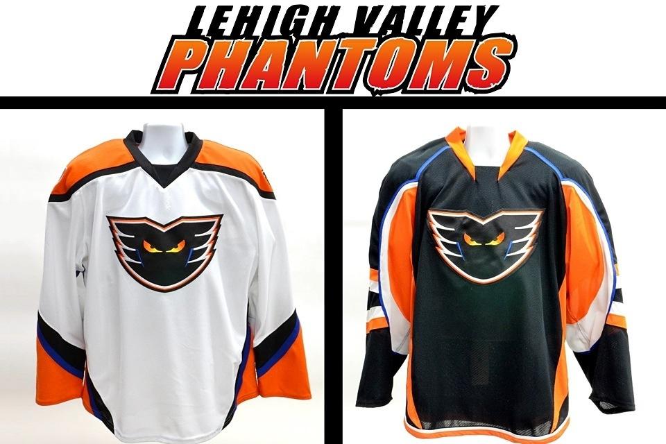 official photos 40cbd 95bb8 Lehigh Valley Phantoms — Blog — icethetics.co