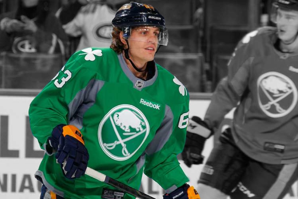 official photos 036d1 c55be NHL marks St. Patrick's Day with weekend of green ...