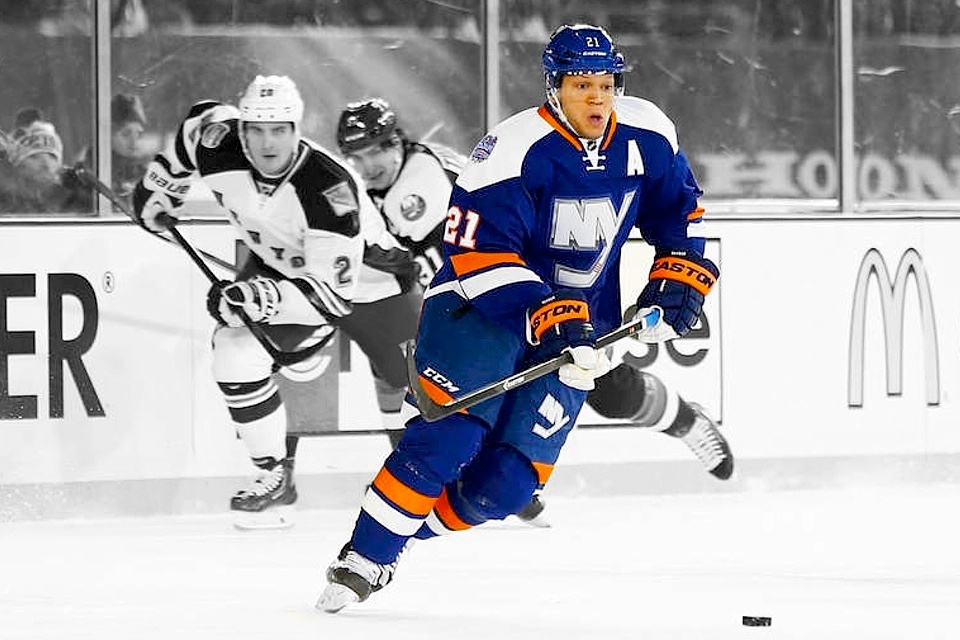 Get ready to see more of this, Isles fans.