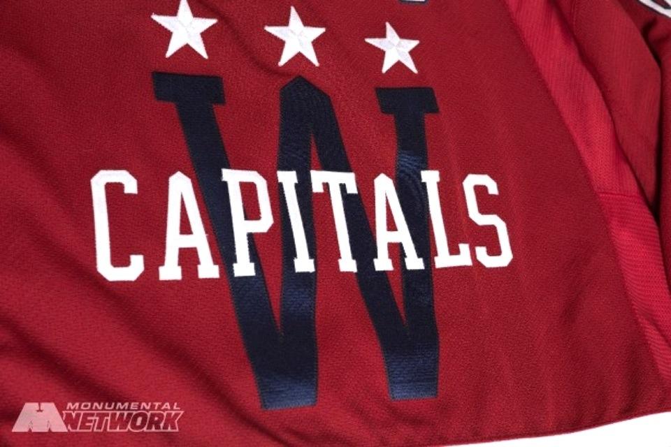 best sneakers 78d2d a8d36 Capitals unveil all new 2015 NHL Winter Classic uniform ...
