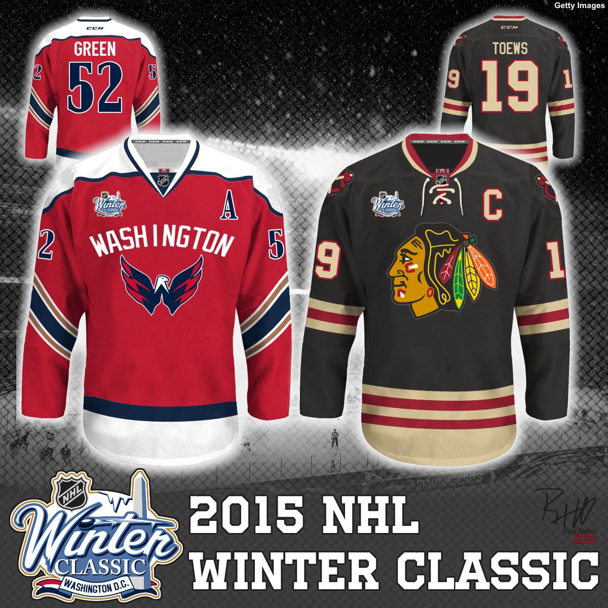 online store bad4b 9ea90 2015 winter classic jersey