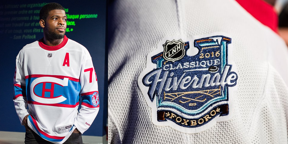 new styles 3b389 51e59 Canadiens officially reveal 2016 Winter Classic jersey ...