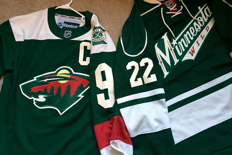the best attitude de835 55f50 Take a closer look at the purported Wild Stadium Series ...