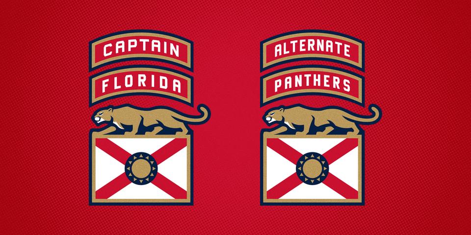 brand new 7cd65 1e980 Florida Panthers unveil new logos, uniforms — icethetics.co