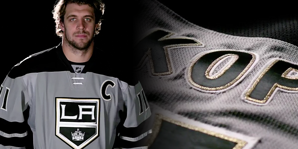 online retailer 96cff f64b1 Kings reveal new third jersey for 50th anniversary ...