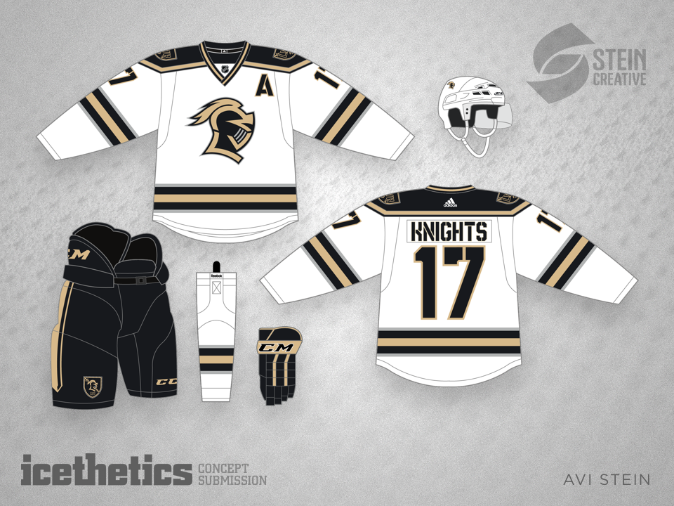 new concept 32392 8c195 las vegas desert knights jerseys