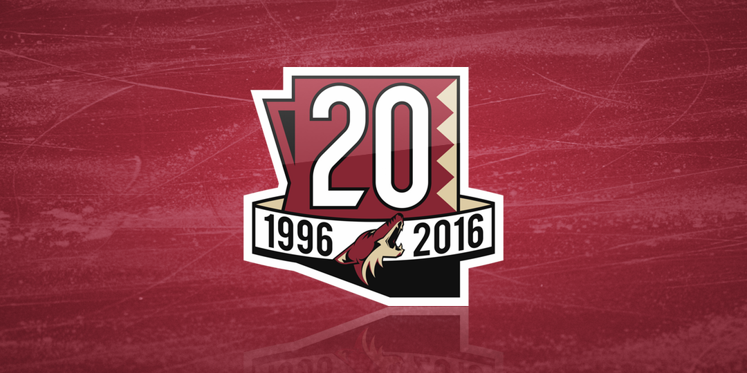 Arizona Coyotes: 20th