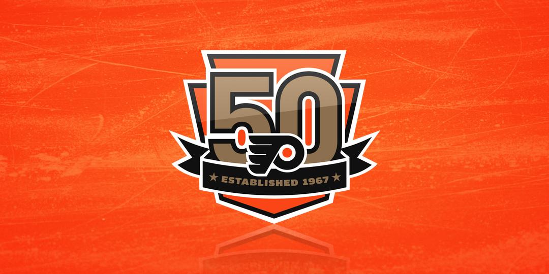 Philadelphia Flyers: 50th