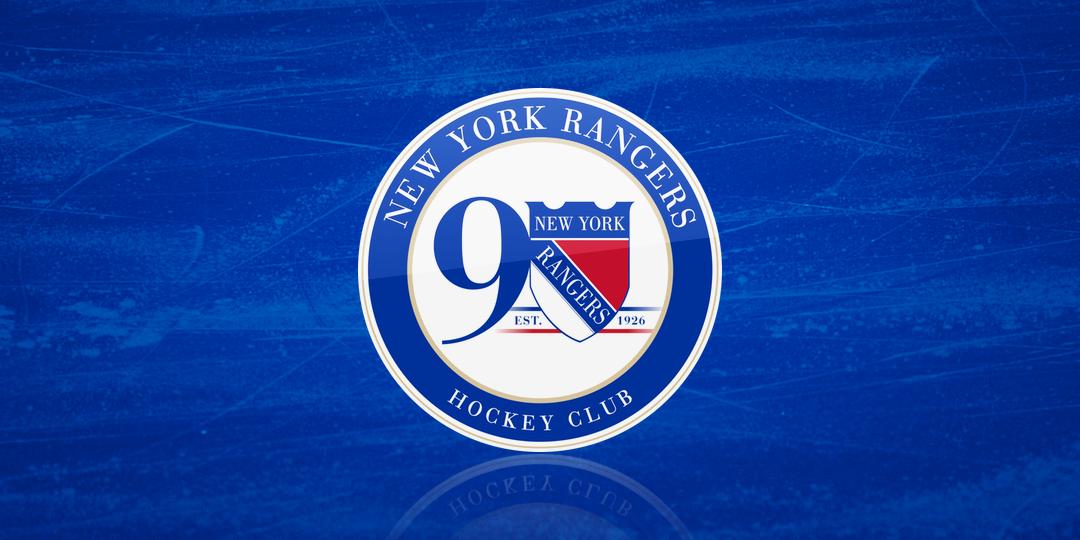 New York Rangers: 90th