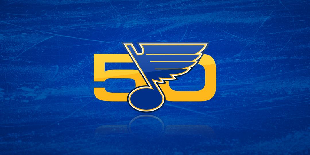 St. Louis Blues: 50th
