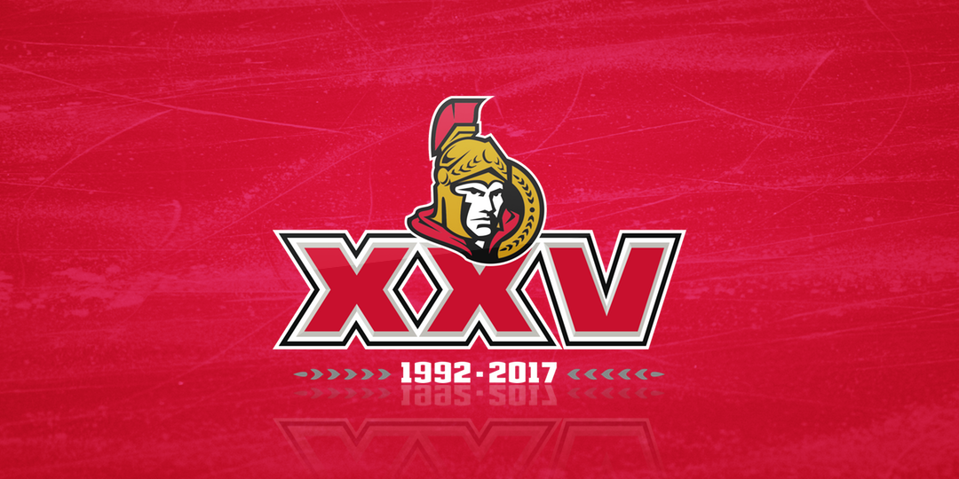 Ottawa Senators: 25th