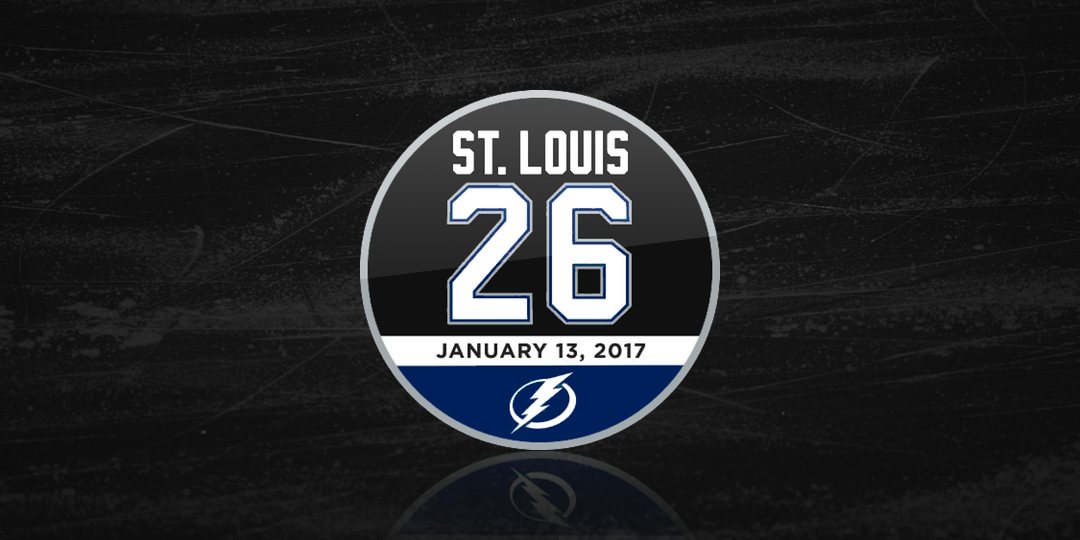 St. Louis #26 Retired