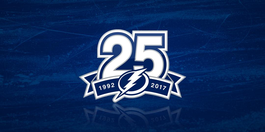 Tampa Bay Lightning: 25th