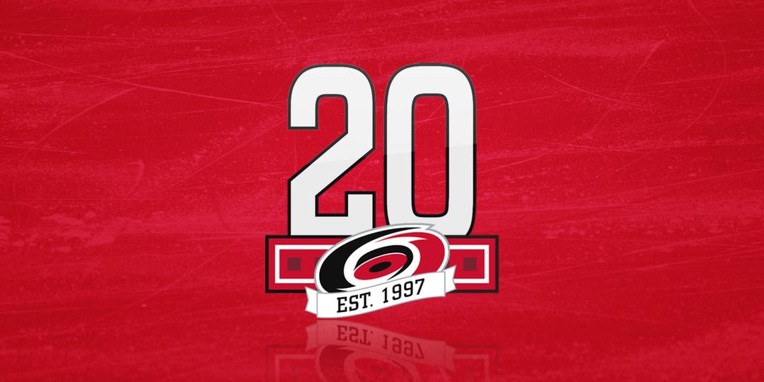 Carolina Hurricanes: 20th
