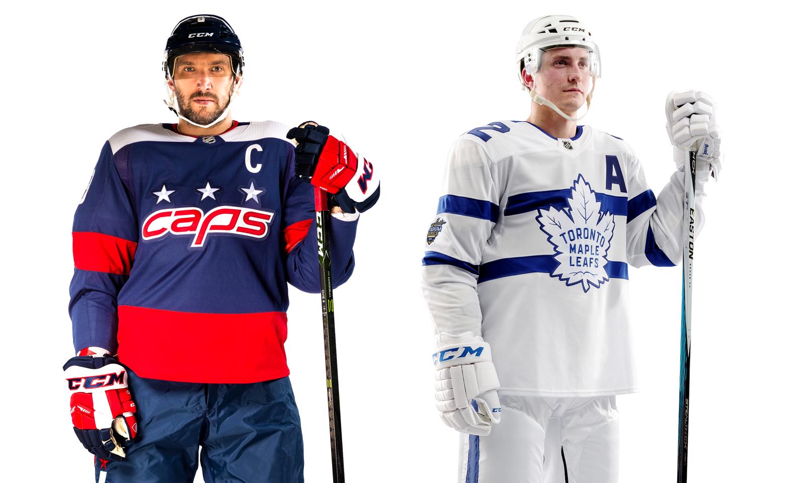 san francisco ec747 6ea75 Capitals, Maple Leafs reveal 2018 NHL Stadium Series ...