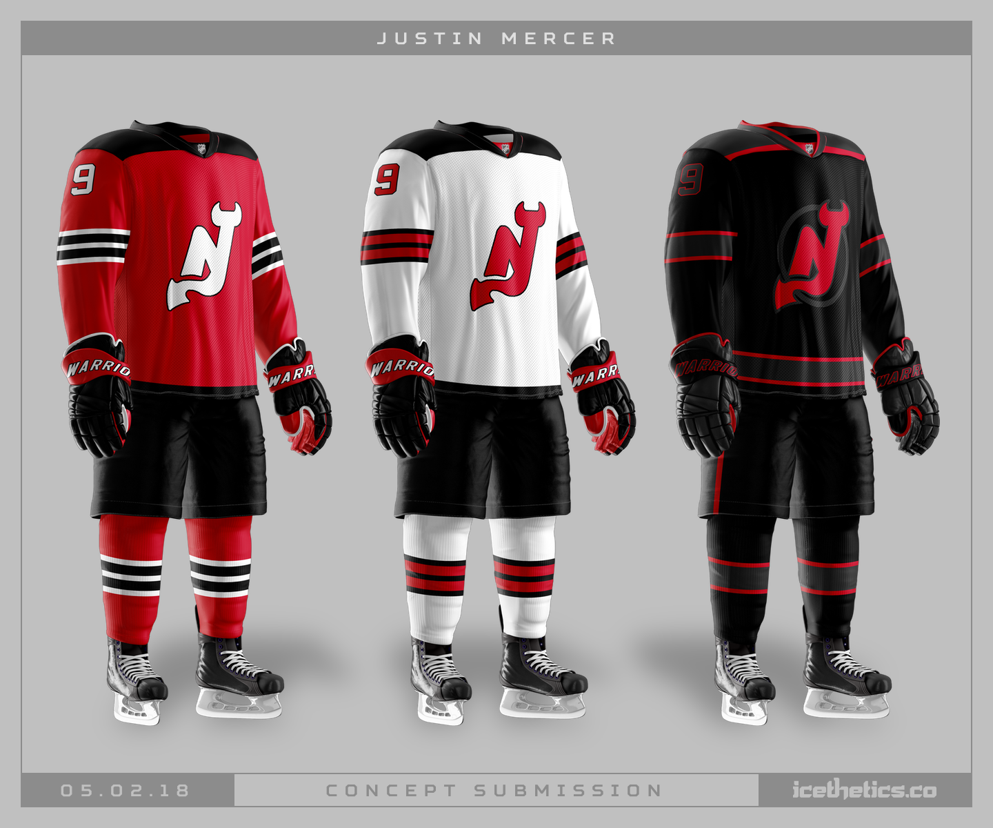 another chance f5a8f 048a8 new jersey devils — Concepts — icethetics.co