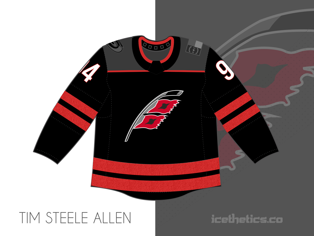 size 40 c6cb0 974a8 Hurricanes tease new third jersey for 2018-19 — icethetics.co