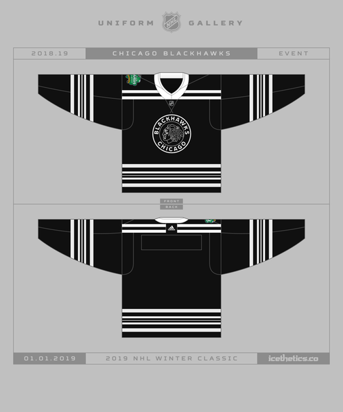 newest 8528f d662e Get a first look at the 2019 NHL Winter Classic jerseys ...