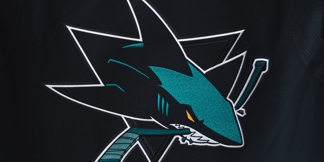 reputable site a1a74 18f68 San Jose Sharks unveil