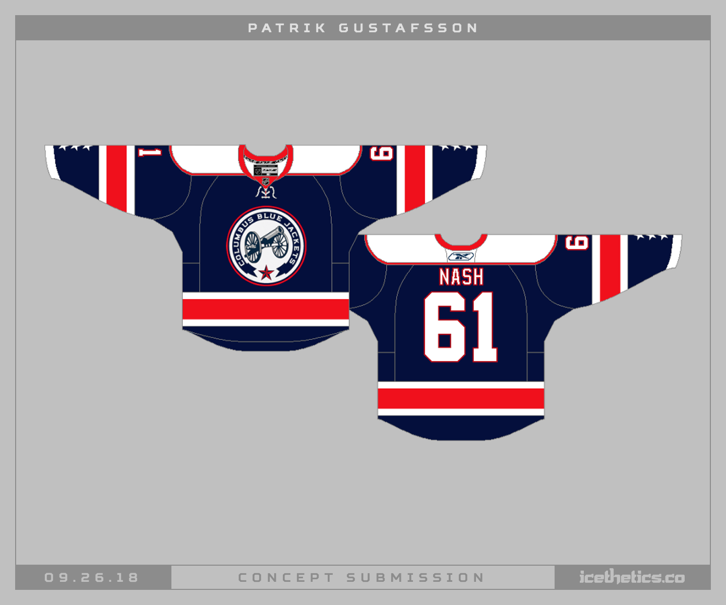buy popular d9b25 b1c8b columbus blue jackets — Concepts — icethetics.co