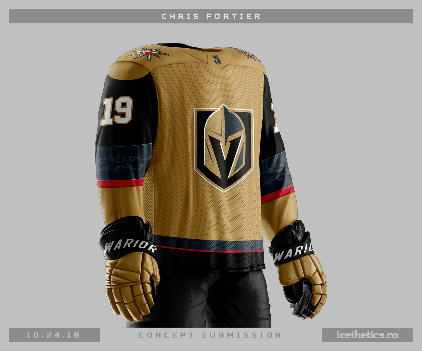 huge discount bd3d8 56e28 vegas golden knights — Concepts — icethetics.co
