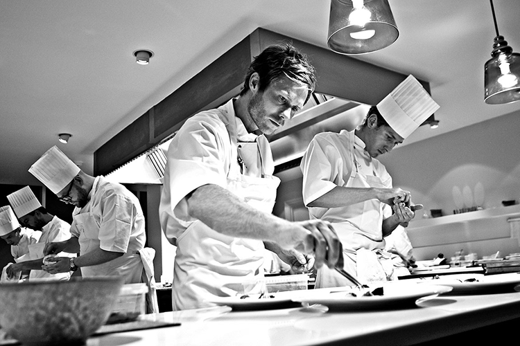 Photo credit: Claes Bech Poulsen for Geranium Restaurant