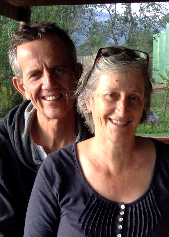 George & Carolyn Snyman, f  ounders of Hands at Work in Africa