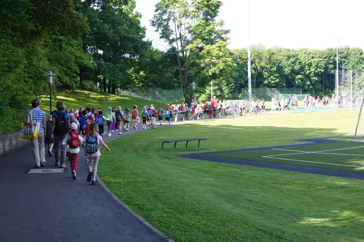 "The ""Fun Run"" was a huge success, raising nearly enough funds to support 100 children in Kiwewe, DR Congo for a year."