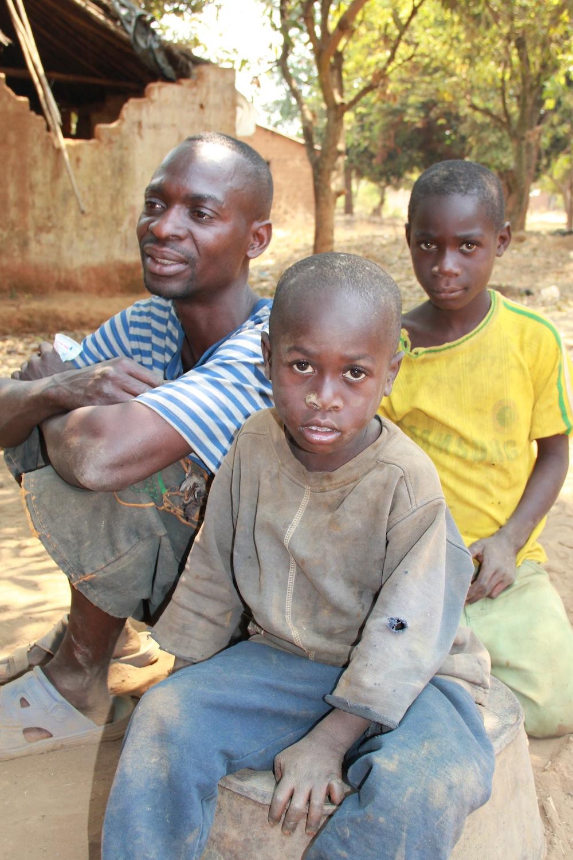 Primary Caregiver, Zambia