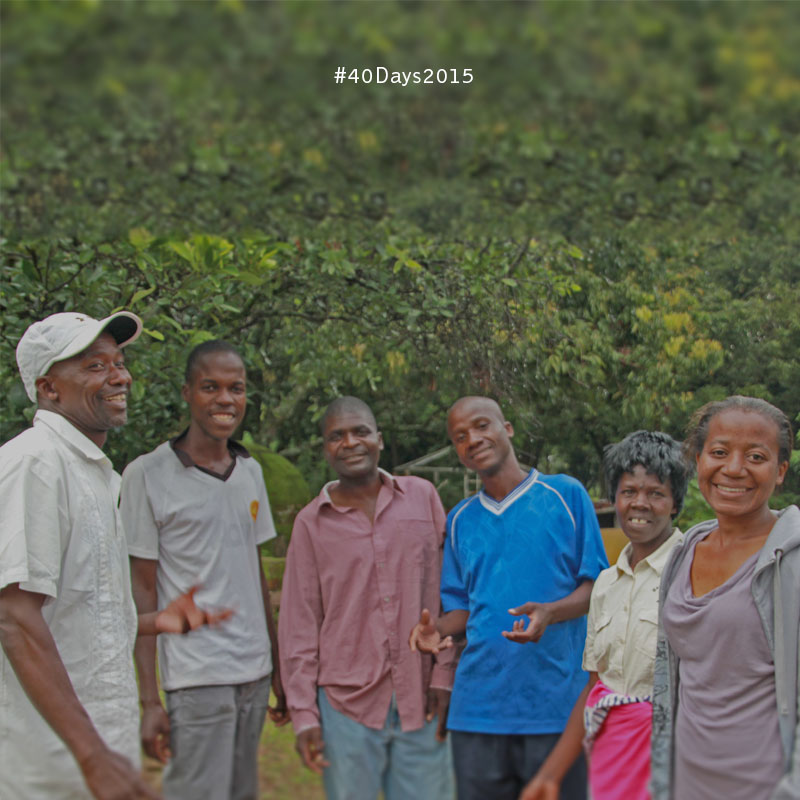 Some of our local leaders from Malawi