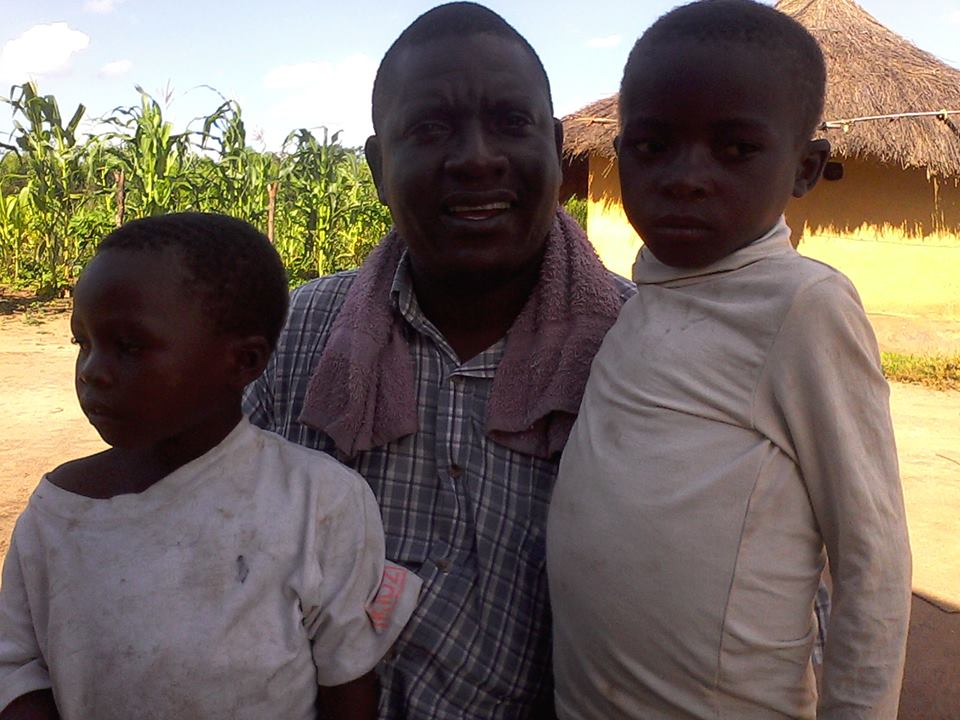 Farai has given his life to serving the most vulnerable children in Zimbabwe